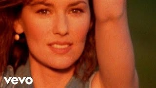 "Shania Twain – ""Any Man Of Mine"" with Lyrics"
