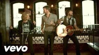 "Lady Antebellum – ""I Run To You"" with Lyrics"