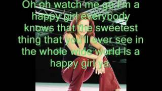 "Martina McBride – ""Happy Girl"" with Lyrics"