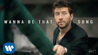 "Brett Eldredge – ""Wanna Be That Song"" with Lyrics"