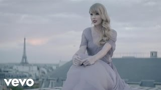"Taylor Swift – ""Begin Again"" with Lyrics"