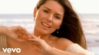 "Shania Twain – ""Forever And For Always"" with Lyrics"