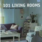 101 LIVING ROOMS Hydra Publishing